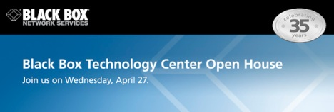 Black Box Technology Center Open House