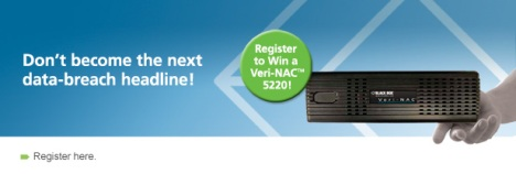Register to Win a Veri-NAC 5220
