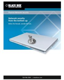 Physical Network Security White Paper
