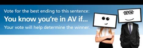AV Contest Vote